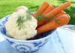 carrot cauliflower