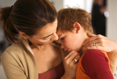 Երբ երեխադ ստիպում է քեզ գոռալ: Հանգստանալու 10 քայլ: