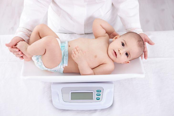 Կրծքով կերակրվող երեխաների աճը