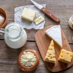 Կրծքով կերակրվող երեխաների զգայունությունը կաթնամթերքի և այլ սննդամթերքի նկատմամբ