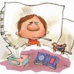 Ինչ անել երբ երեխան հիվանդանում է - քիթ, կոկորդ...